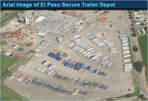 secure trailer lot franchise in el paso tx